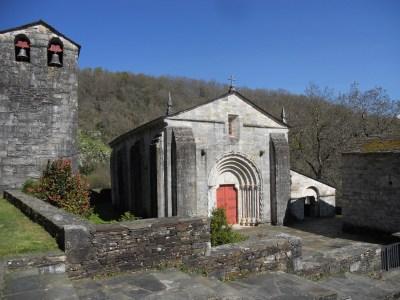 Iglesia Hospital do Incio - Lugo