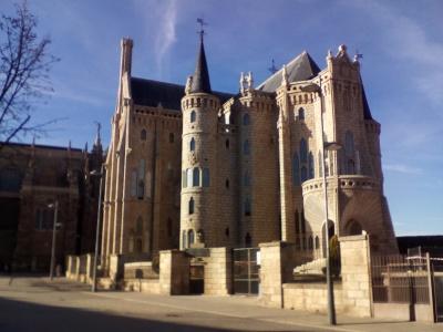 Palacio de Gaudí - Astorga