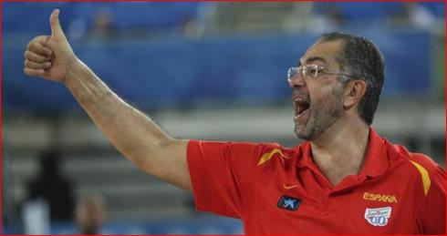 Orenga, exjugador y entrenador de baloncesto
